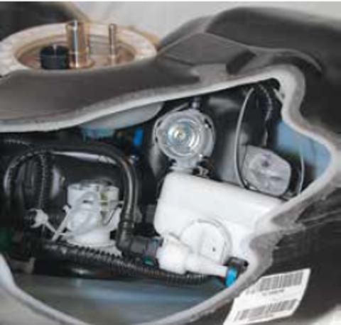 Kraftstofffördermodule