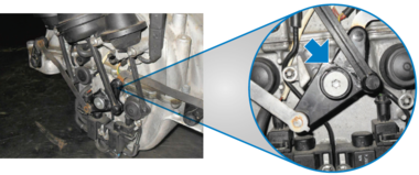 Mercedes-Benz W211 variable intake manifold · Technipedia · Motorservice