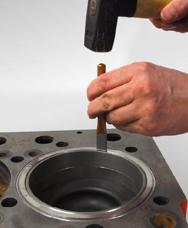 Cylinder liners with fire ring · Technipedia · Motorservice