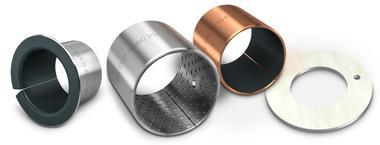 KS PERMAGLIDE plain bearings