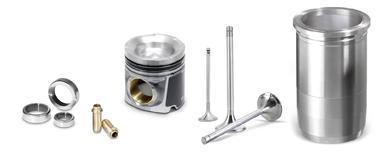 Spezialanfertigungen und Sonderteile für Gasmotoren