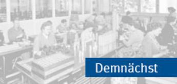 Qualitätssicherung von Gleitlagern in den 50er Jahren