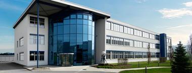 Budynek administracyjny Motorservice Neuenstadt