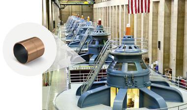 Turbina de la presa Hoover