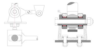 Casquillo de cojinete KS PERMAGLIDE® Tipo de construcción PAP … P20