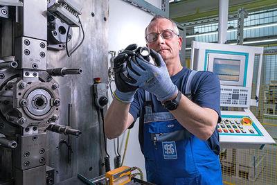 Das neue KS Industrial Bearings Kompetenzzentrum
