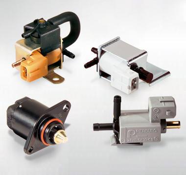 Электрические клапаны