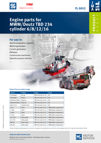 Technical Information · Motorservice