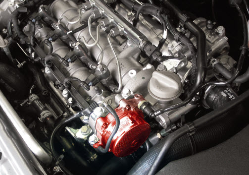 Intake manifold pressure error at idle · Technipedia