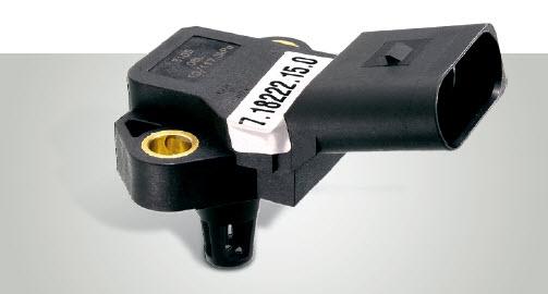 Intake manifold pressure error at idle