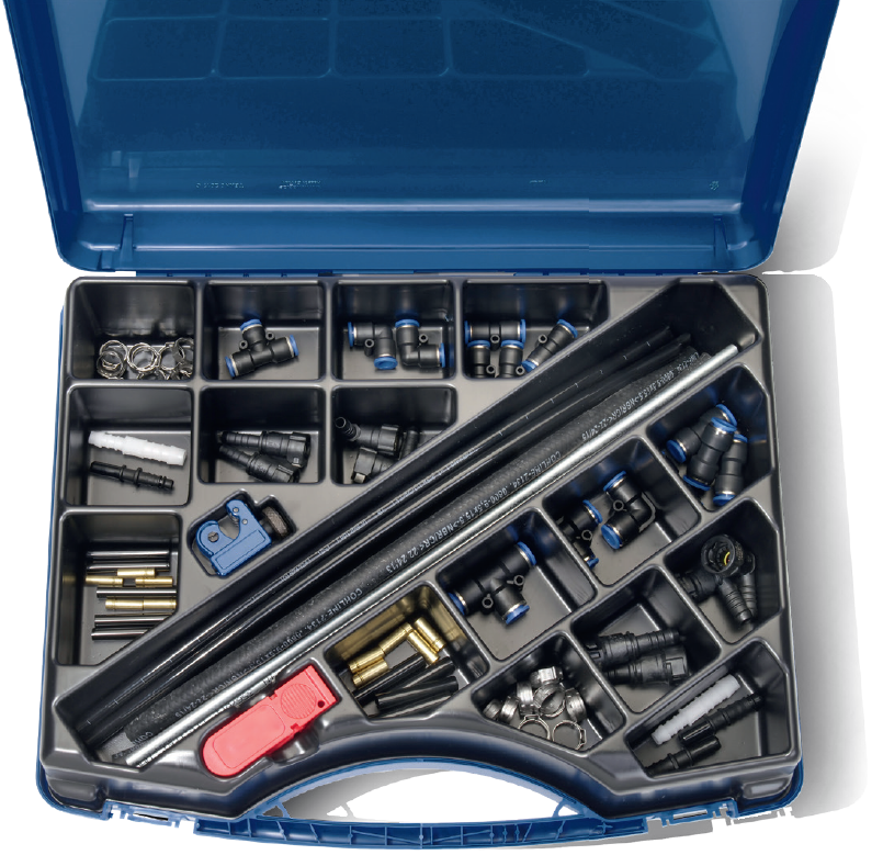 Repair kit for fuel lines