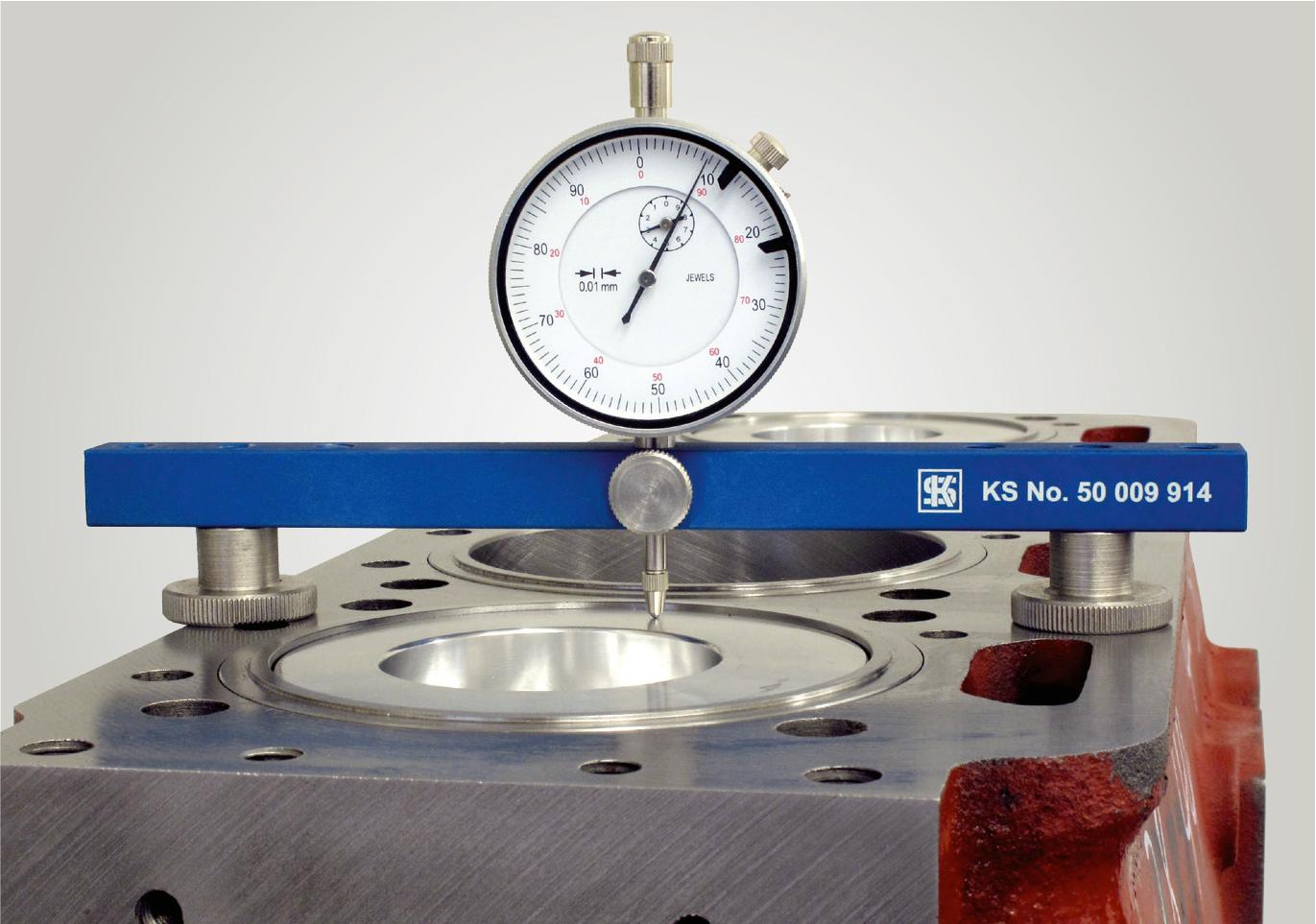 Pont de mesure pour la réparation de moteurs