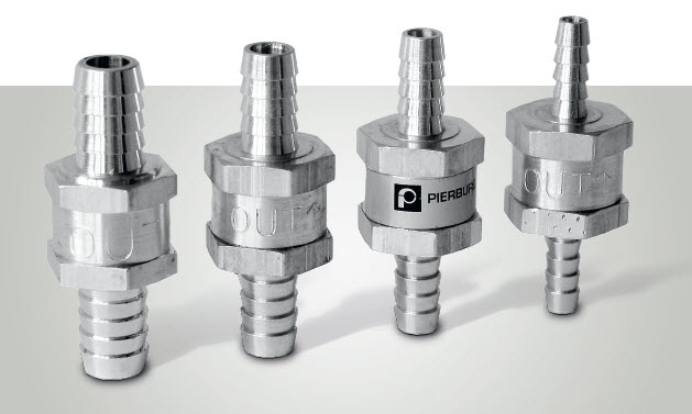 Fuel check valves