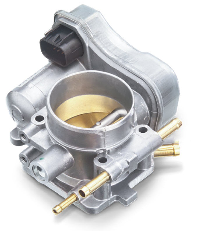 Throttle valves and regulating throttles