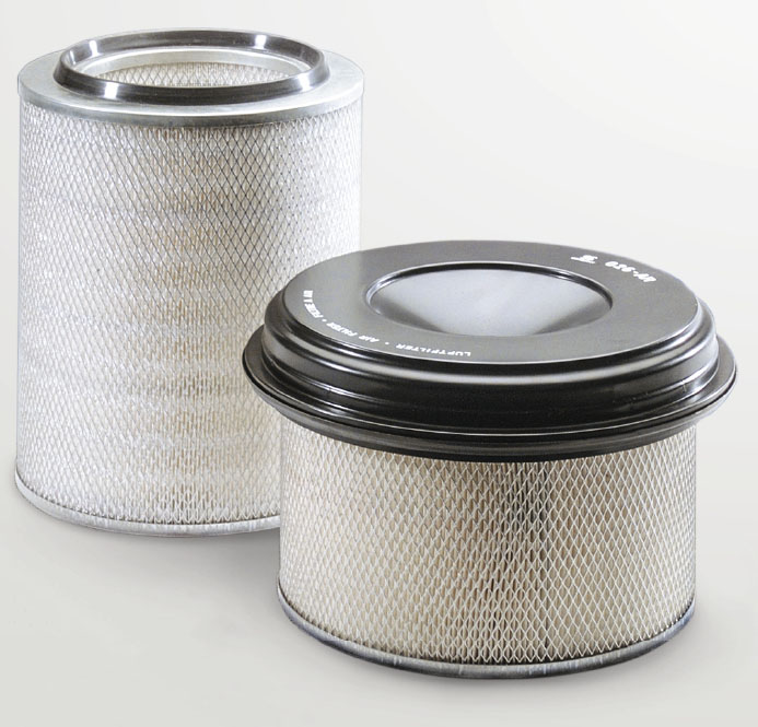 Air filters: Mounting instructions for filter replacement and Handling mistakes