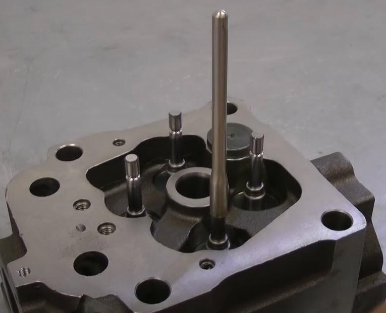 Montaż głowic cylindrów wpojazdach użytkowych